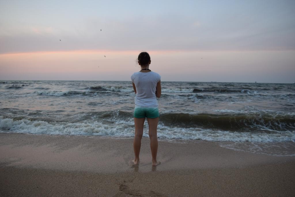 море в голубицкой