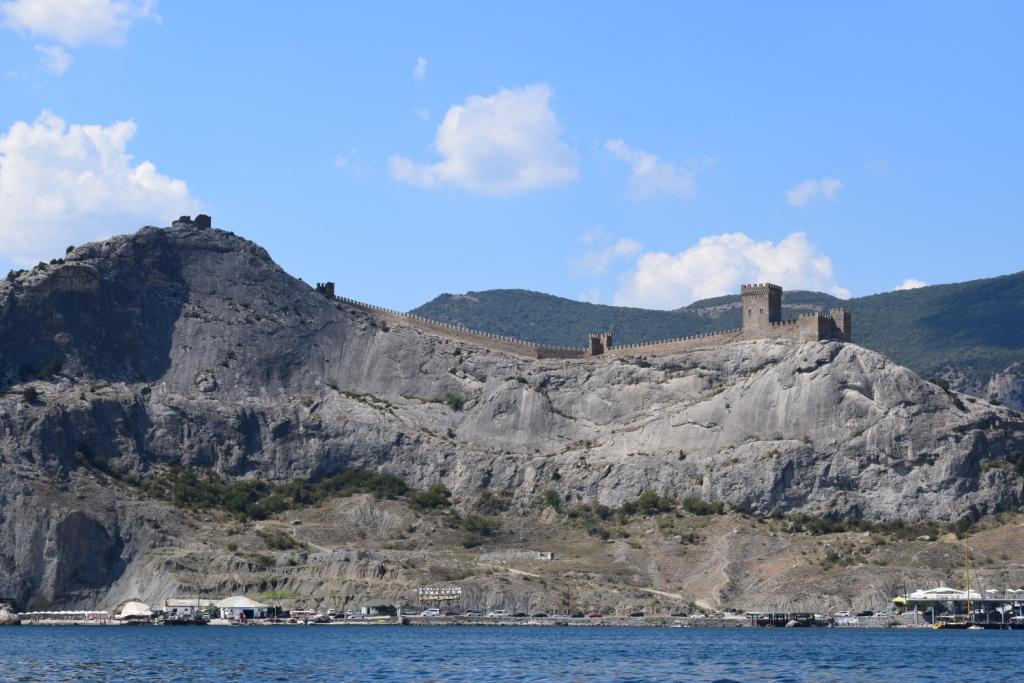 судак генуэзская крепость