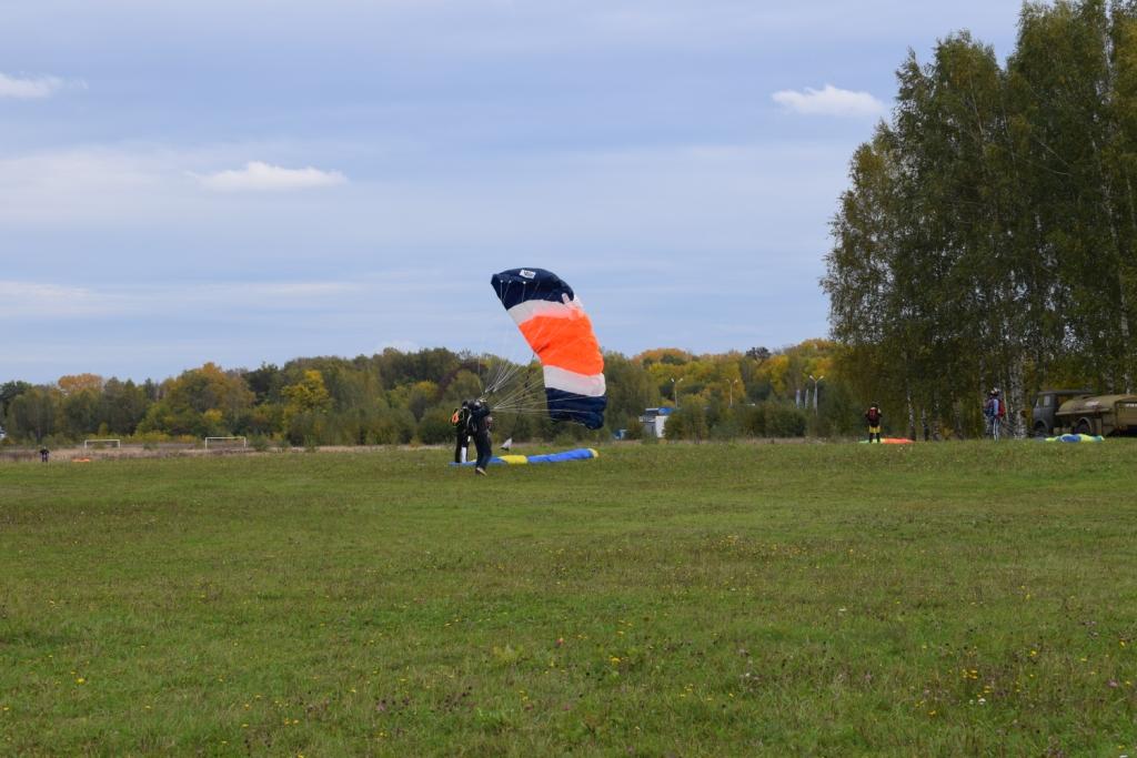прыжки с парашютом Богородск
