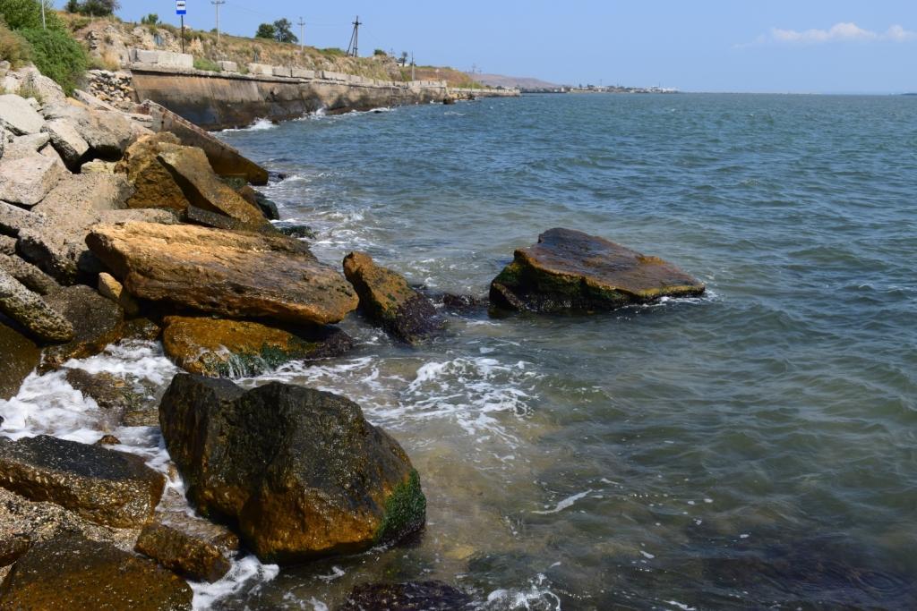 ени кале керчь море
