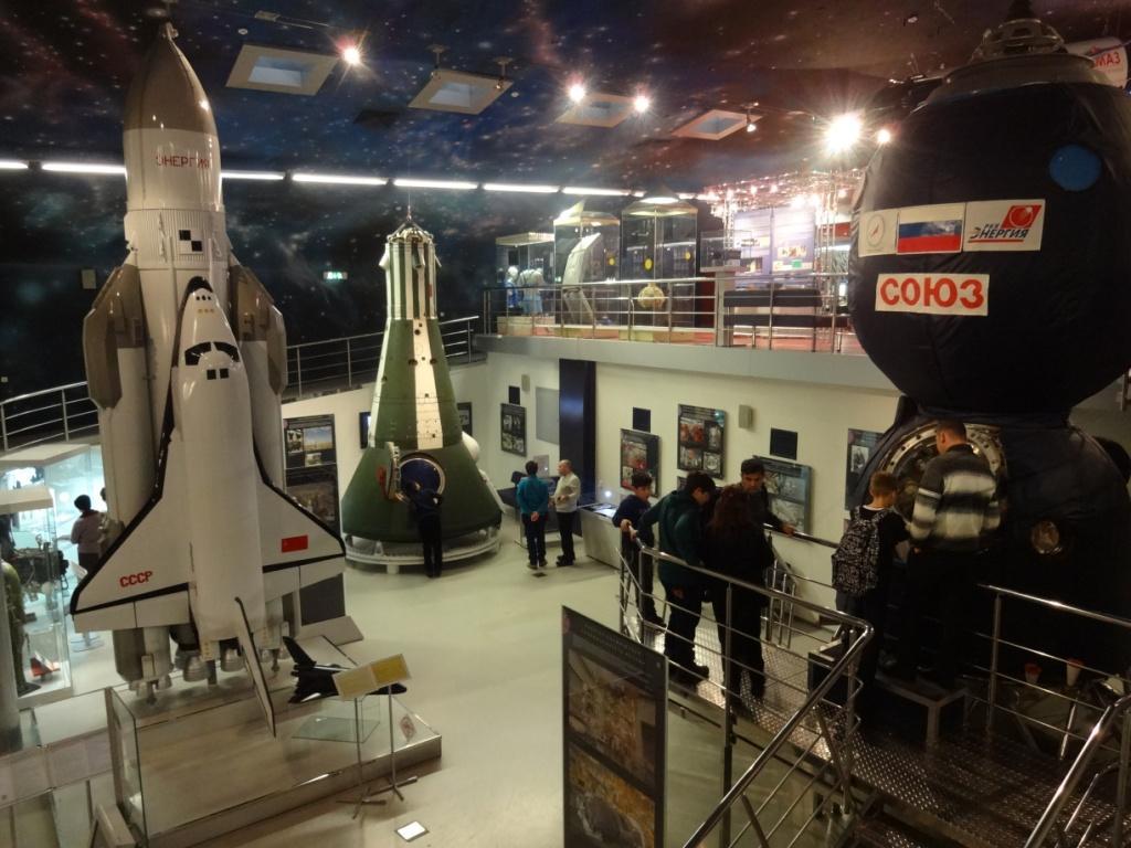 Музей в московской области рядом ракета фото