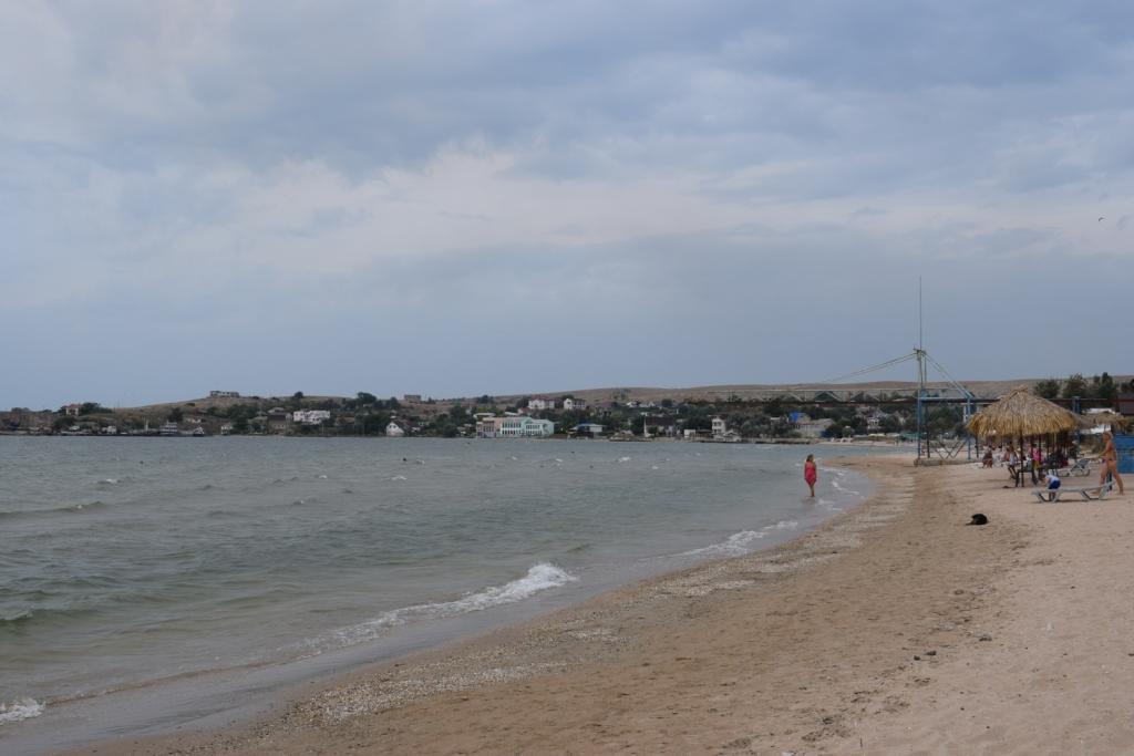 мысовое пляж