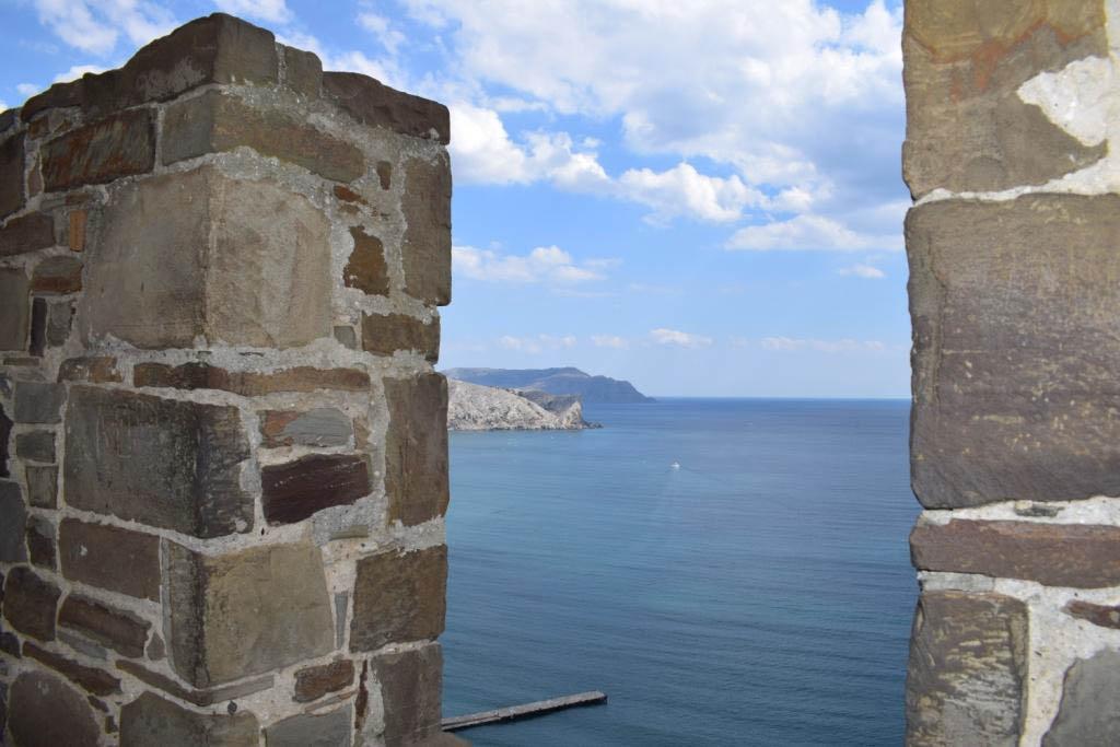 крепость судак крым