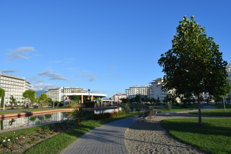 сочи парк отель территория