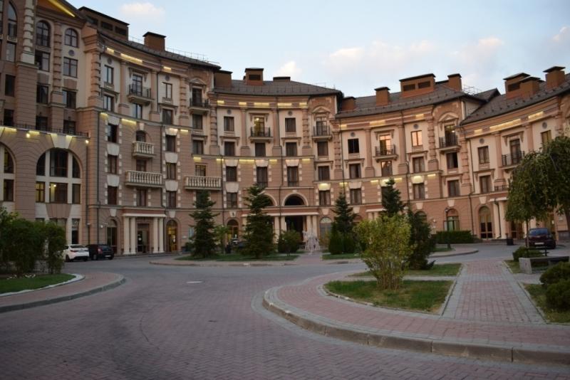 горки город апартаменты