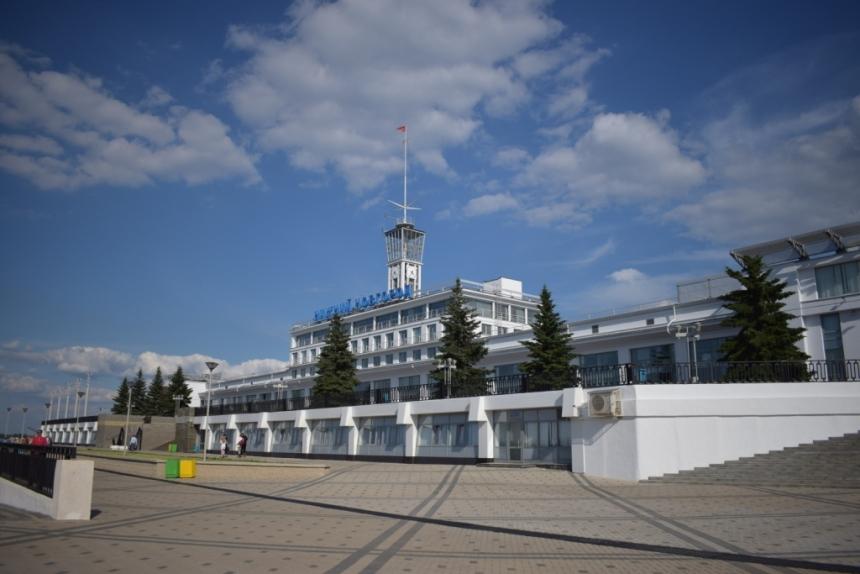 речной вокзал нижний новгород