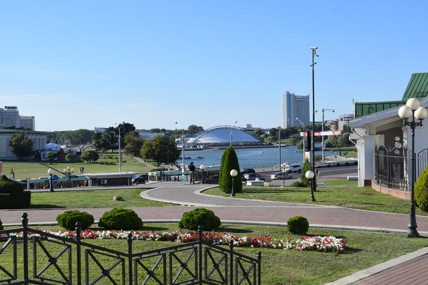 минск верхний город