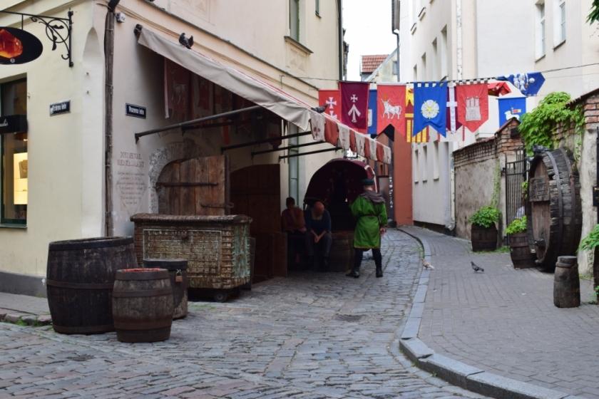 рига старый город