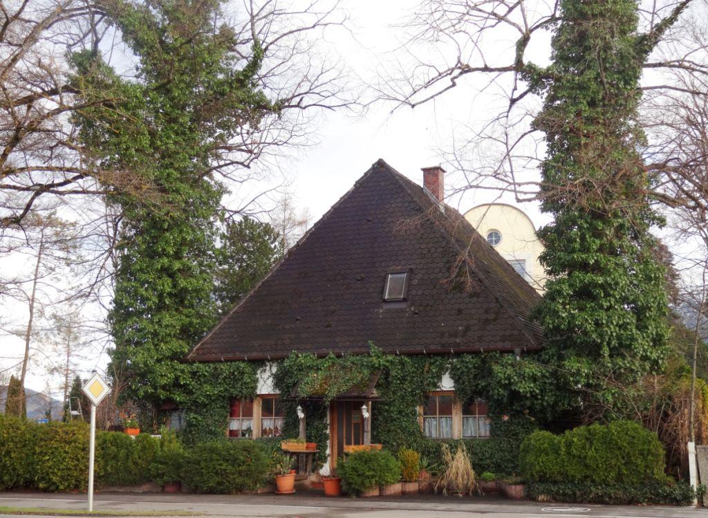 домик в баварии