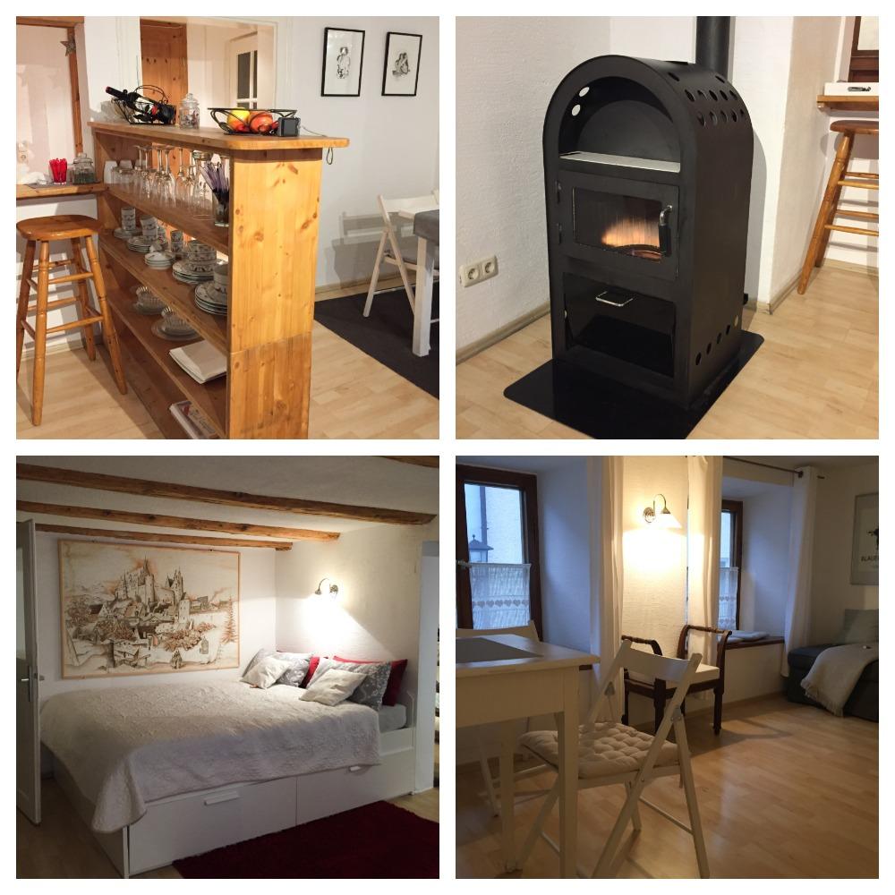 квартира в фюссене airbnb