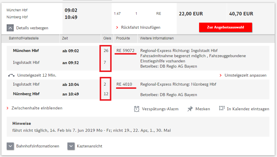купить билет на поезд германия