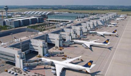 Как добраться из аэропорта Мюнхена до центра города