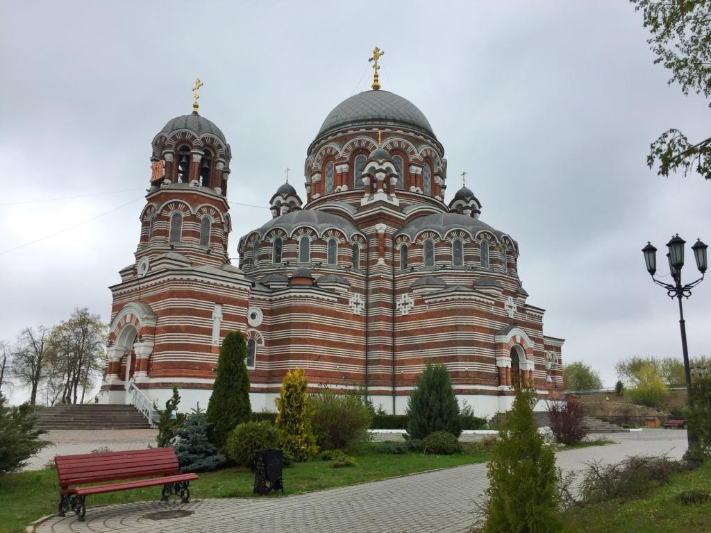 церковь пресвятой троицы в коломне