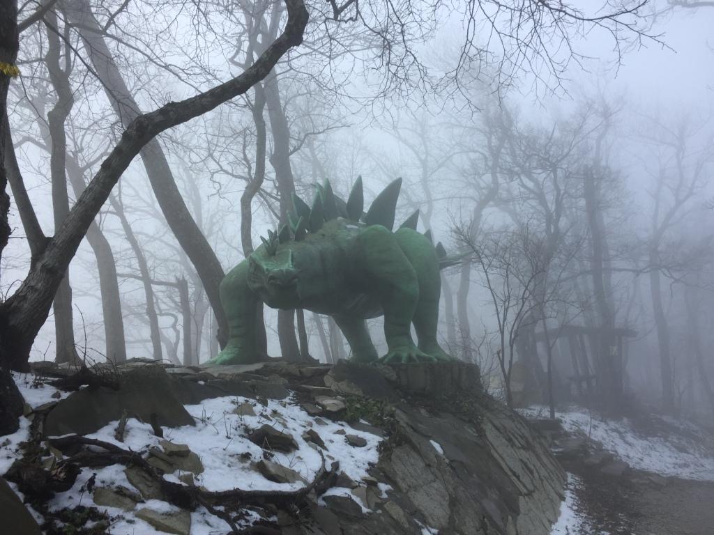 сафари парк геленджик динозавры