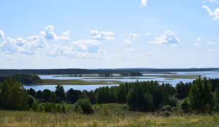 Рыбалка на Браславских озерах в Беларуси