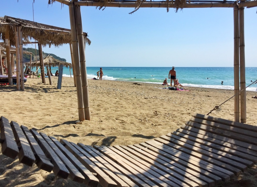 пляж рыбзавод Абхазия