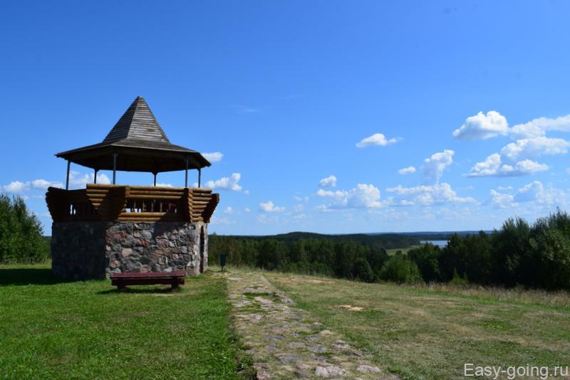 гора маяк браславские озерав