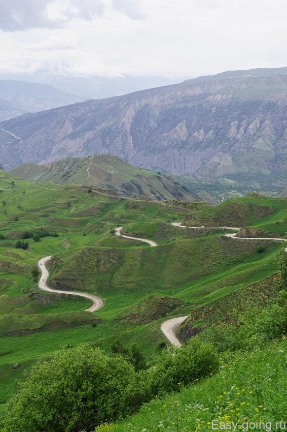 Андийский перевал