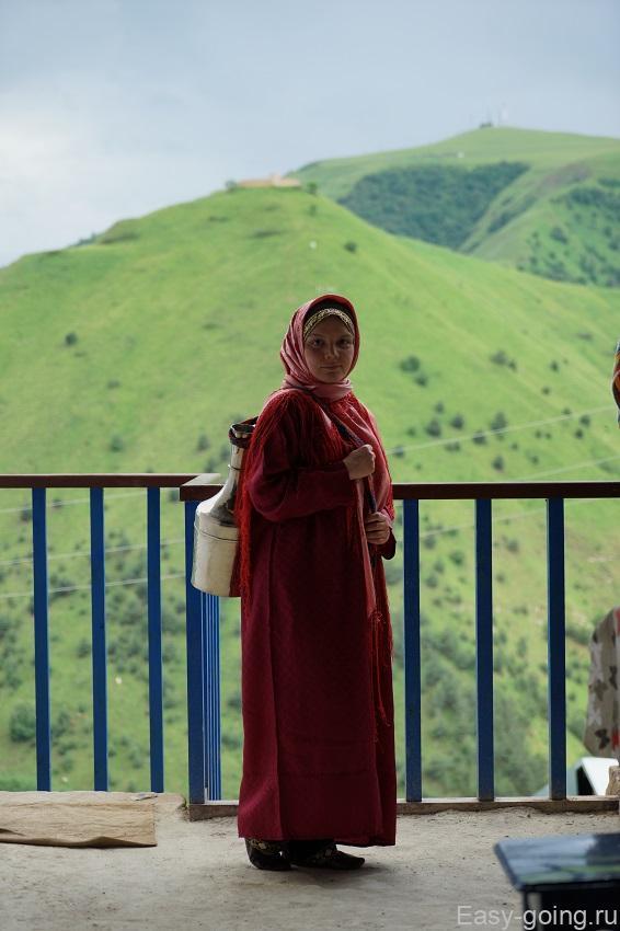 Национальный костюм. Дагестан