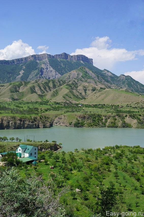 Дагестан виды с дороги