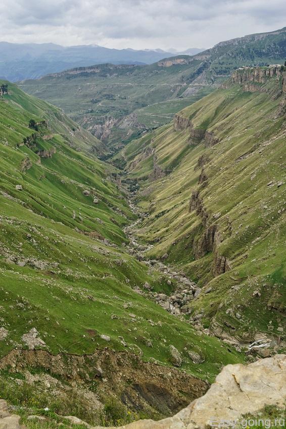 Каньон Цолотль Дагестан