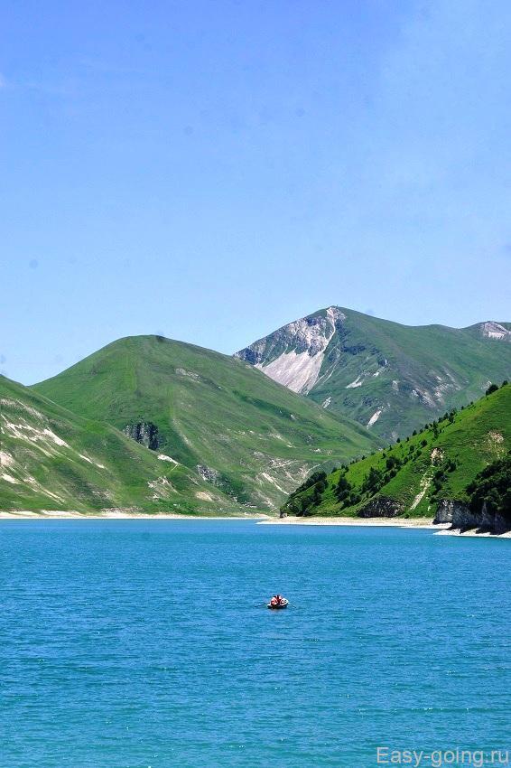 озеро Кезеной-Ам Чечня