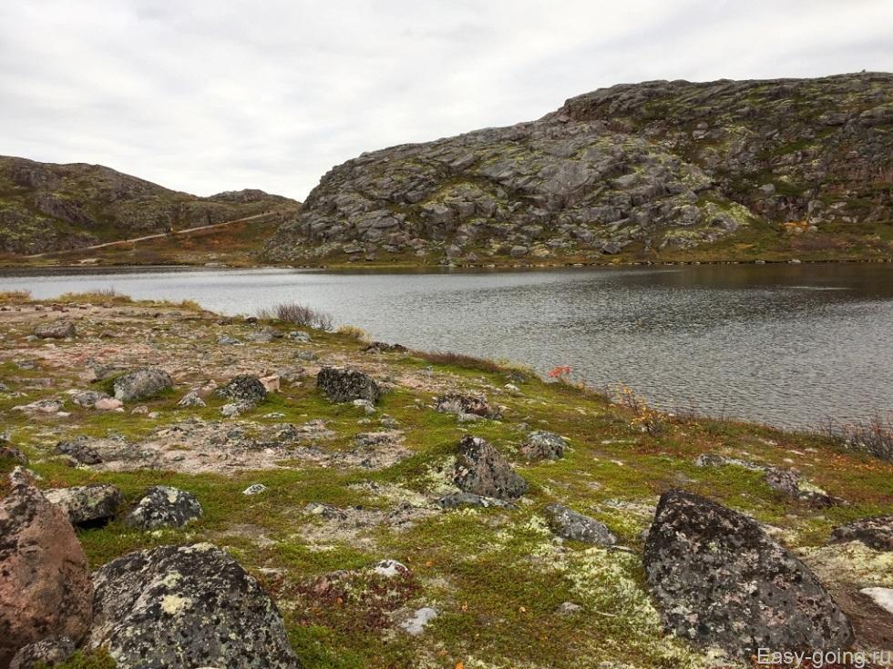 озеро малое батарейское