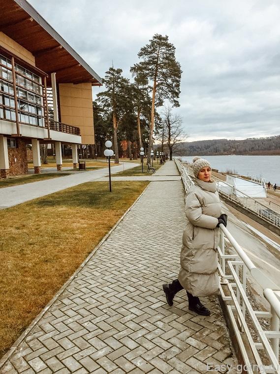 загородный отель чайка нижегородская область