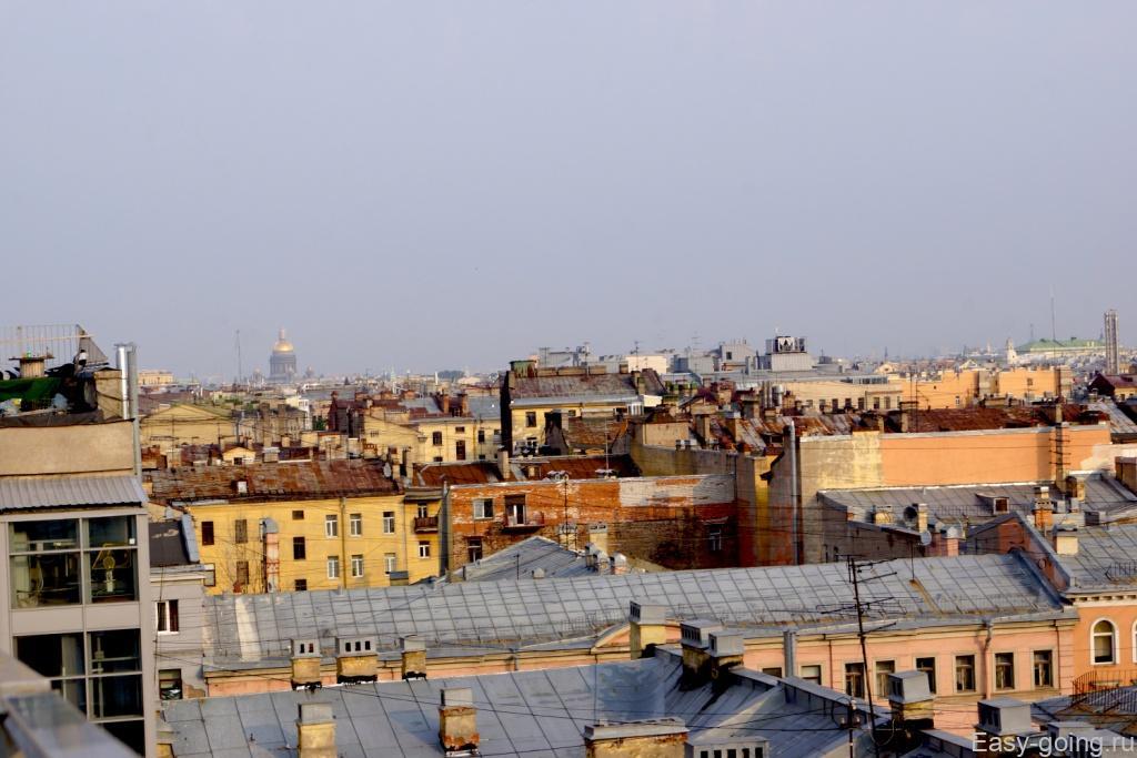 лофт проект этажи в санкт-петербурге