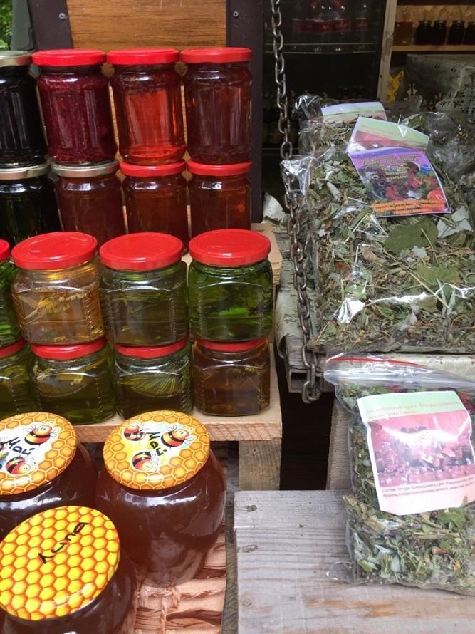 местный рыночек гуамка